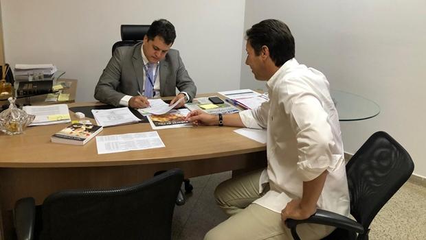 Prefeitura homologa licitação de empresa que fará o prolongamento da Avenida dos Alpes