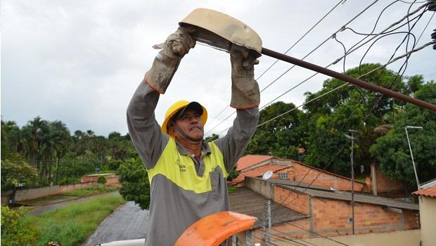 Aparecida de Goiânia realiza mutirão e melhorias em 11 bairros
