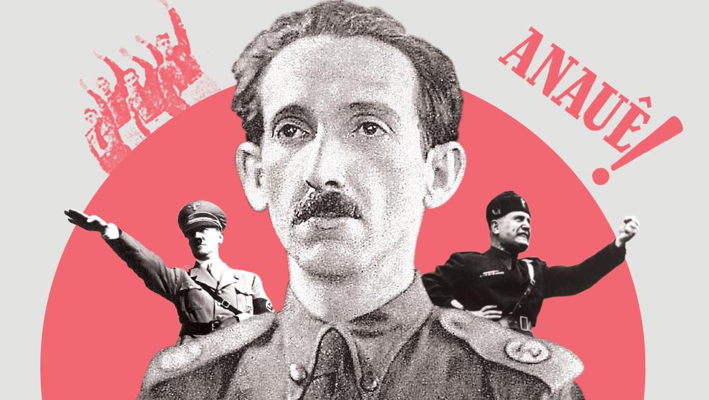 Livro de doutor em história revela que Plínio Salgado espionou para a Alemanha de Hitler