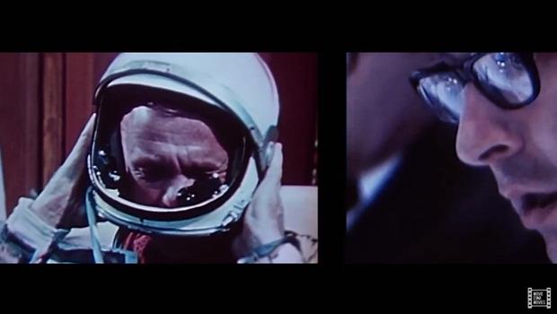 Space Oddity - O Fime 1 - Foto Reprodução YouTube