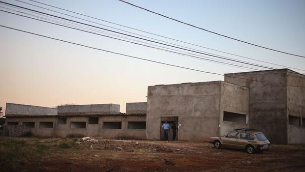 Prefeitura de Anápolis retoma obras da unidade de saúde da Vila Norte