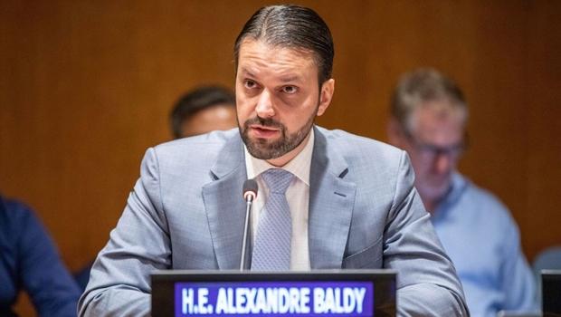 Em conferência da ONU, Baldy apresenta projeto  para reduzir mortes no trânsito em 50%