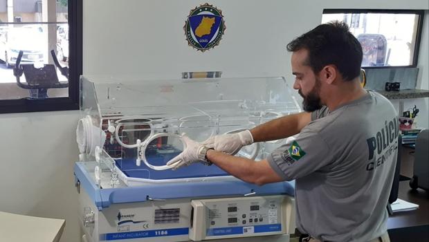 Hospital em que recém-nascido sofreu queimaduras cria comissão para acompanhar o caso