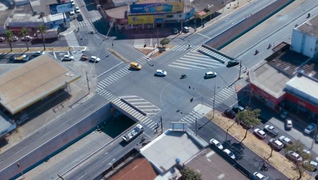 Viaduto da Avenida São Paulo será liberado nesta sexta