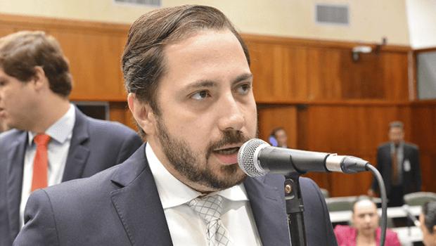 """""""Agiu corretamente"""", diz presidente da Alego após Zé Carapô ter pedido de vista negado"""