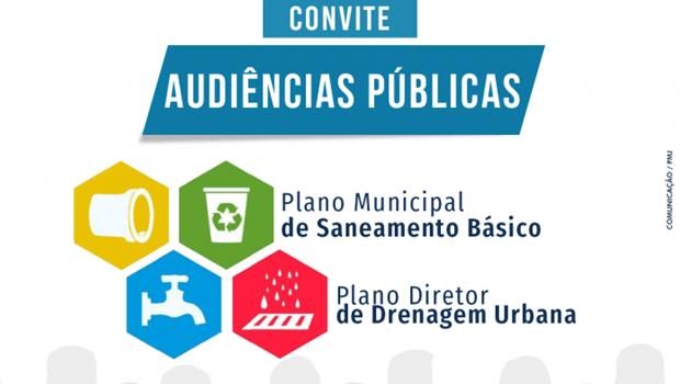 Prefeitura de Jataí discute Plano Municipal de Saneamento Básico e Plano Diretor de Drenagem Urbana