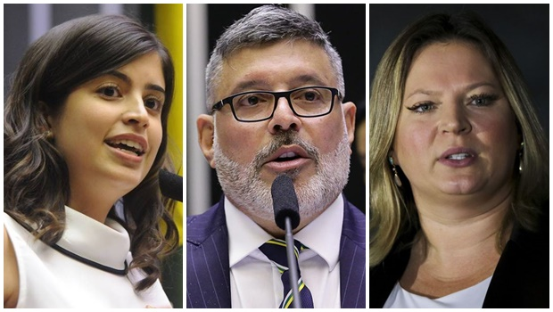 Em busca de renovação, PSDB mira Joice Hasselmann, Alexandre Frota e Tabata Amaral