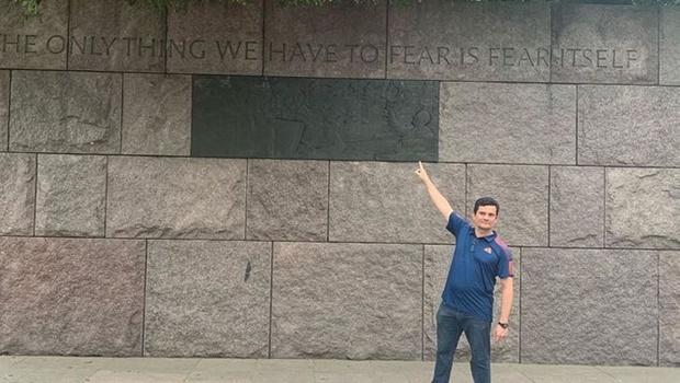 Esposa de Moro registra viagem do casal aos Estados Unidos