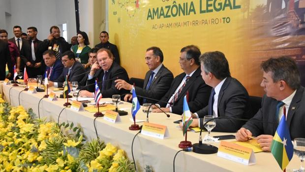 Fórum de Governadores da Amazônia Legal valida planejamento estratégico 2019/2030
