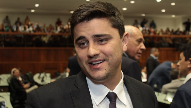 Diego Sorgatto diz que está tranquilo em relação à sua permanência no PSDB