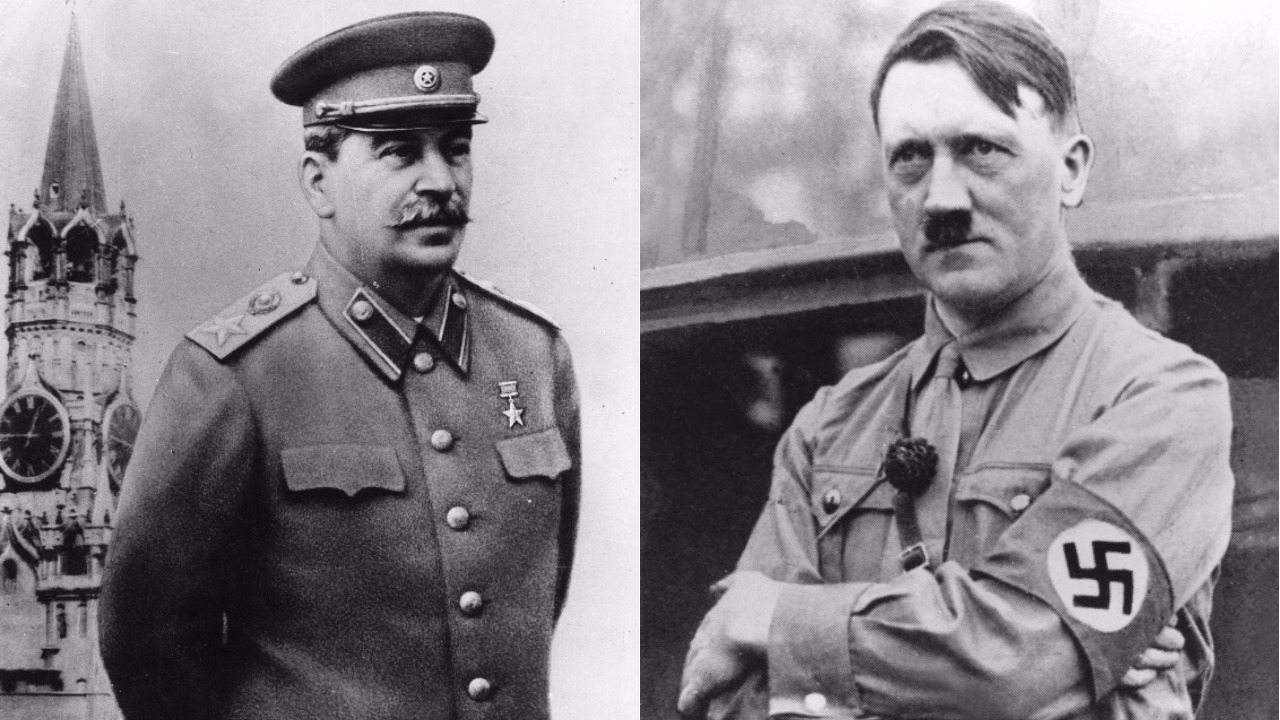 Pacto entre a Stálin e Hitler deu coragem ao nazismo para invadir a Polônia