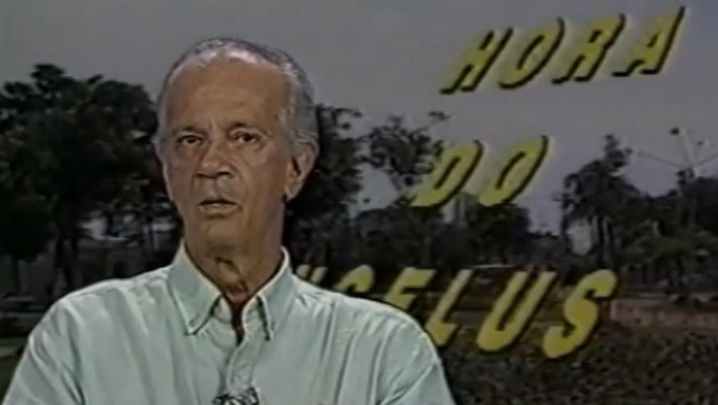 Morre o jornalista José Divino. Ele trabalhou na TV Anhanguera