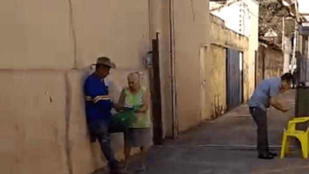 Impasse: Retirada de portão em viela do setor Campinas causa reclamação de moradores