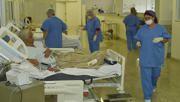 Pediatria do Hospital Municipal de Aparecida supera metas de internação