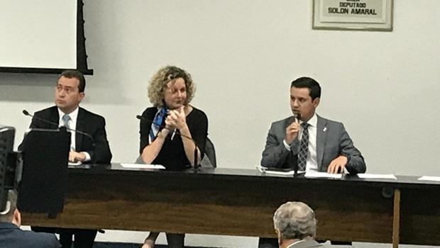 """""""Liderei a privatização da Celg com  lisura e responsabilidade"""", afirma Ana Carla Abrão"""