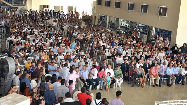 Municípios da região central participam da última consulta do PPA 2020/2023