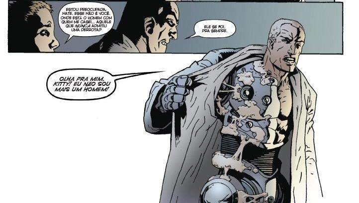 """""""Juiz Dredd: Mandroide"""" é uma história de dor e vingança"""