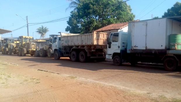 Manutenção de estradas na área indígena krahô é prioridade