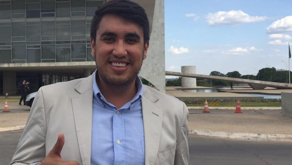 Lineu Olímpio aposta na vitória de Paulo Vitor para prefeito de Jaraguá