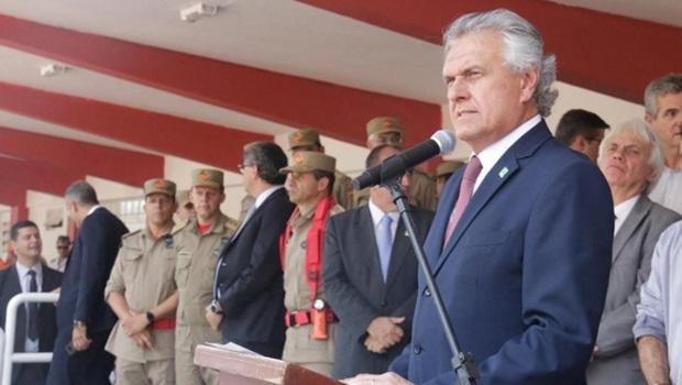 Governo Caiado apresenta três novos projetos de Lei que envolvem a Polícia Militar
