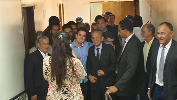 Iris vê questão fiscal de Goiânia com tranquilidade