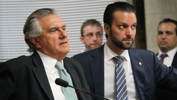 PP fecha apoio administrativo com o governo de Ronaldo Caiado