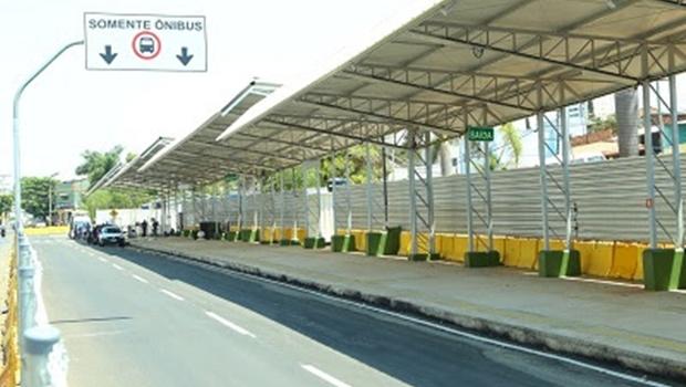 Terminal Isidória provisório começa a operar neste domingo. Confira as alterações