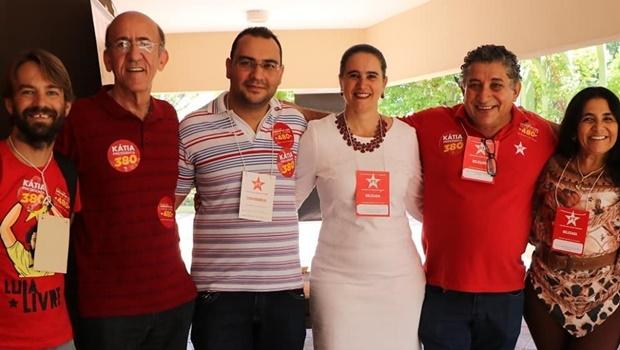 Professora Kátia Maria vence eleições diretas do PT em Goiás
