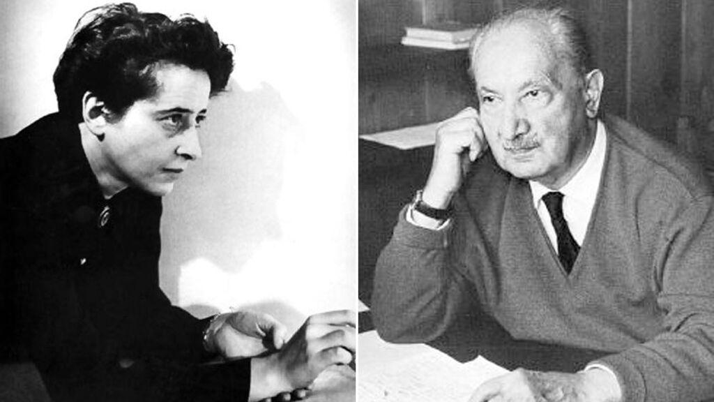 Biografia resgata paixão da filósofa judia Hannah Arendt pelo filósofo nazista Heidegger