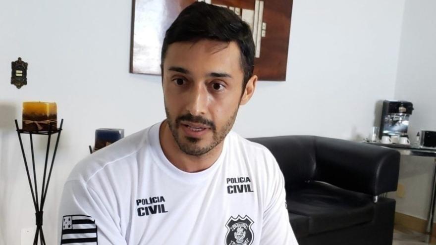Delegado Manoel Vanderic é cotado para disputar Prefeitura de Anápolis