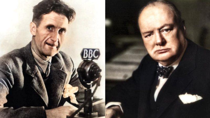 Lançamento  Livro afirma que Churchill e Orwell eram irmãos na luta pela liberdade do indivíduo