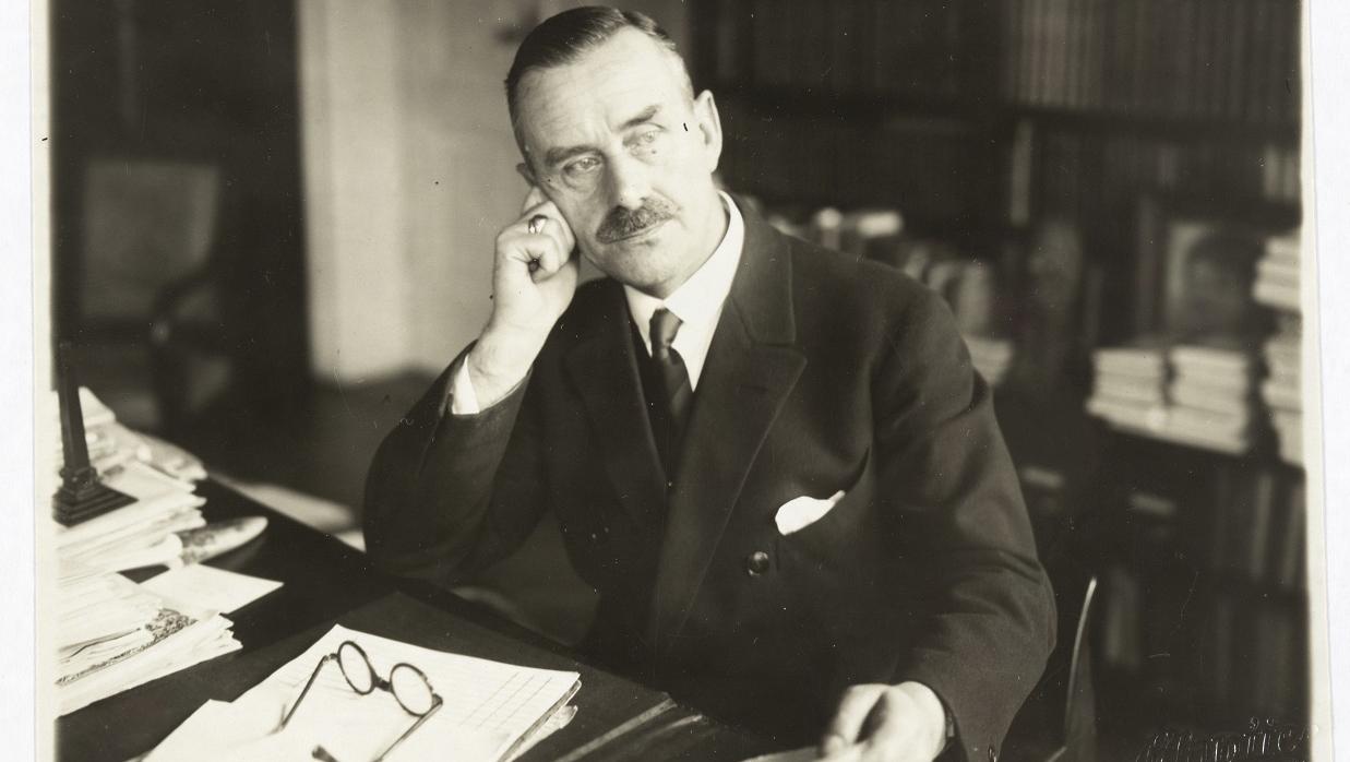 """O romance """"A Montanha Mágica"""" é o olimpo de Thomas Mann"""