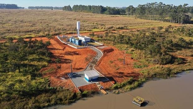 Prefeitura de Senador Canedo inaugura Estação de Tratamento de Água