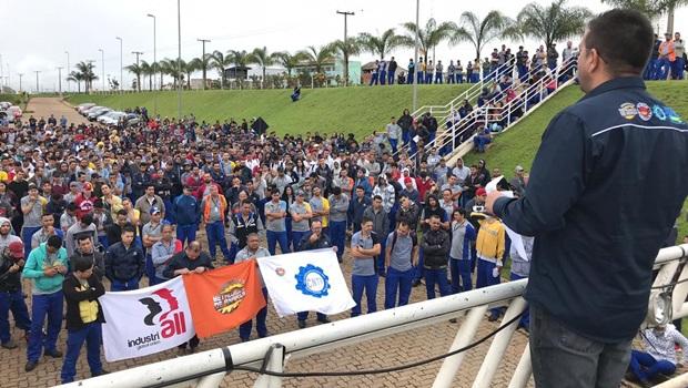 Caoa já suspendeu investimentos em Anápolis e deixou de contratar 300 funcionários, diz sindicato