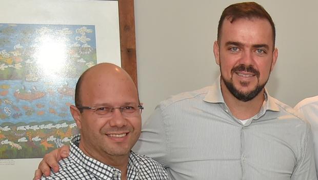 Gustavo Mendanha agradece colaboração do chefe da Casa Civil, que pediu exoneração do cargo
