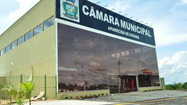 Câmara aprova projeto que reajusta valor do IPTU em Aparecida de Goiânia