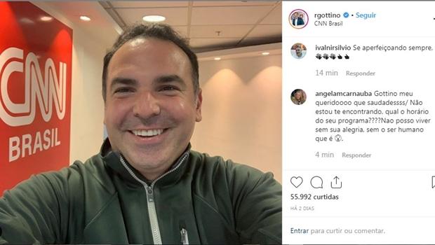 CNN Brasil contrata jornalista da Record e confirma acordo com primeira TV por assinatura
