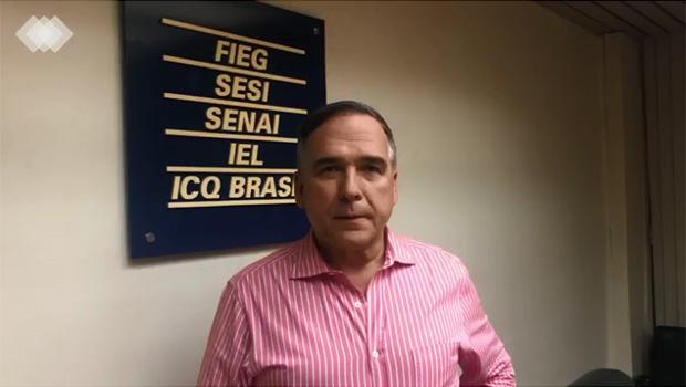 """Sandro Mabel: """"Tenho história e serviço concreto para mostrar"""""""