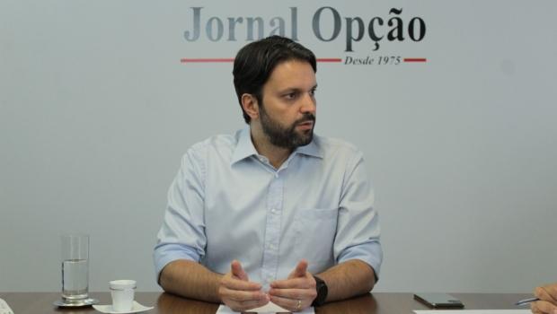 Alexandre Baldy garante independência aos parlamentares do Progressistas