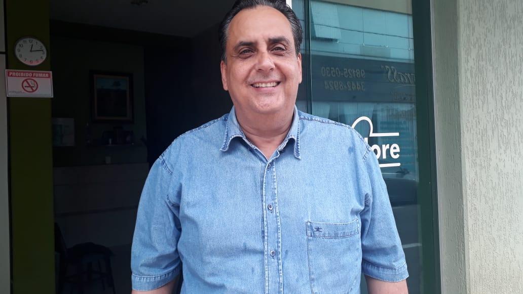 Candidato a prefeito de Catalão pelo MDB está na UTI com Covid-19. Confira o vídeo