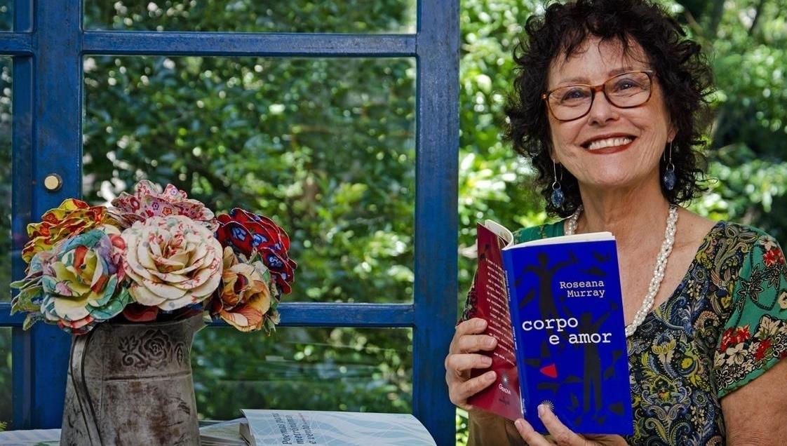 Roseana Murray: de como buscar poesia no meio do caos e se deparar com jardins