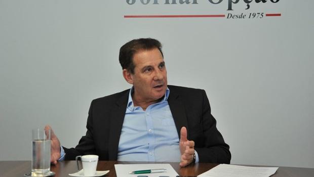 Vanderlan Cardoso diz que vai trabalhar para manter incentivos fiscais de montadoras em Goiás
