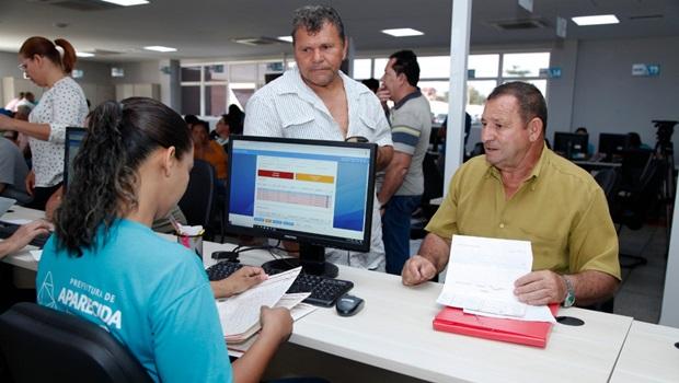 Aparecida prorroga prazo para contribuinte renegociar débitos com o município