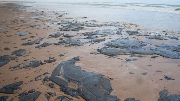 Ibama prevê R$ 500 mi em prejuízos por conta de vazamento de petróleo que atinge litoral