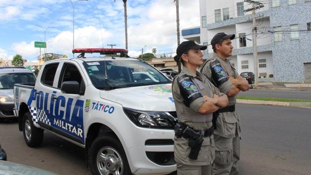 Após Força Tática, Anápolis registra queda de 65% na criminalidade