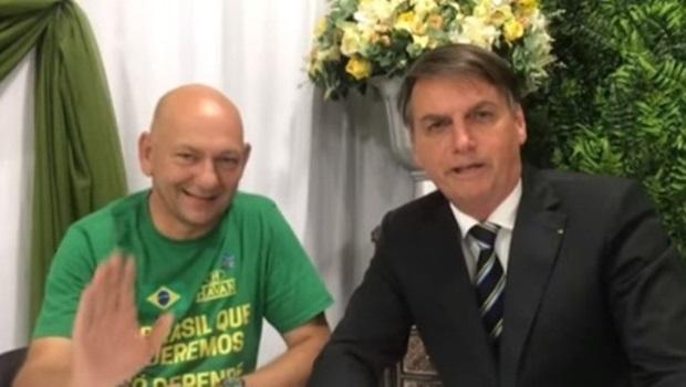 Apoiador de Bolsonaro, dono da Havan suspende propagandas na Rede Globo