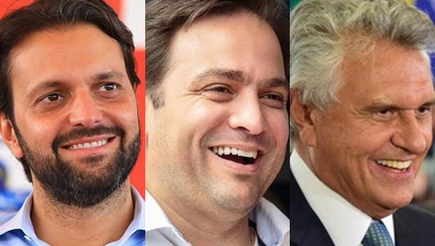 Roberto Naves tem o apoio de Bolsonaro, de Caiado e de Baldy para enfrentar o PT