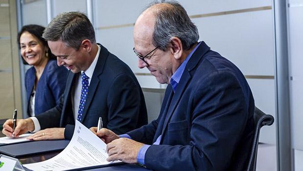 Formalizado o empréstimo de R$ 220 milhões da CAF para Araguaína