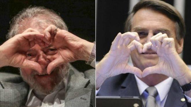 """Centro precisa de um candidato como Joe Biden para derrotar os """"radicais"""" Lula e Bolsonaro"""