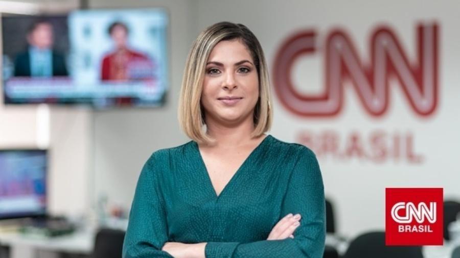 Daniela Lima está bem na CNN Brasil mas parece mal-humorada
